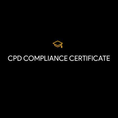 Private: CPD Compliance Certificate 2018/19